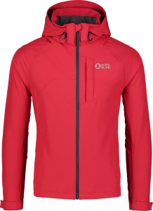 Jacheta barbati Nordblanc WISE light softshell 2in1 Popular red0