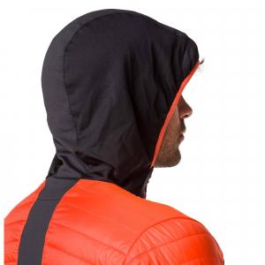 Jacheta barbati Vertical AEROQUEST HYBRID Orange black4