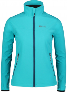 Jacheta dama Nordblanc ALTER light softshell 3LL 4X4 Str Pool blue0