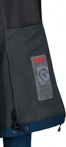 Jacheta dama Nordblanc BASIC membrane light softshell Iron navy [3]