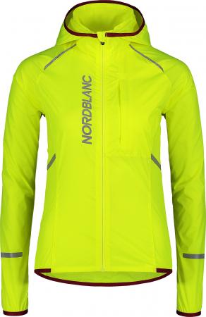 Jacheta dama Nordblanc FLEET Bike ultra light safety yellow [0]
