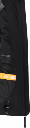 Jacheta dama Nordblanc GEOGRAPHICAL outdoor black [6]