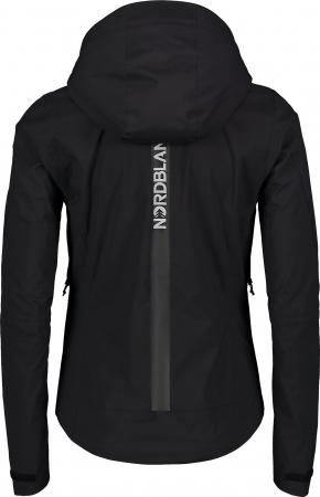 Jacheta dama Nordblanc GEOGRAPHICAL outdoor black [1]