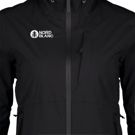 Jacheta dama Nordblanc GEOGRAPHICAL outdoor black [4]