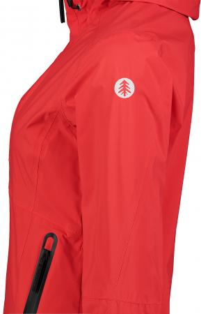 Jacheta dama Nordblanc GEOGRAPHICAL outdoor red [3]