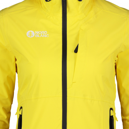 Jacheta dama Nordblanc GEOGRAPHICAL outdoor yellow [5]