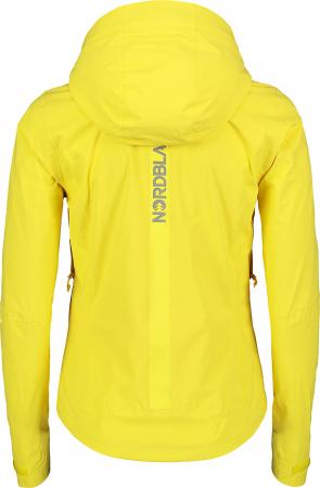 Jacheta dama Nordblanc GEOGRAPHICAL outdoor yellow [4]