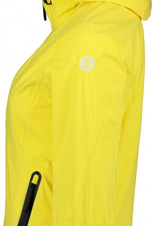 Jacheta dama Nordblanc GEOGRAPHICAL outdoor yellow [3]