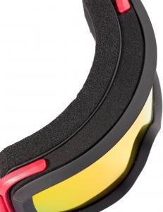 Ochelari schi Rossignol ACE HP MIRROR BLACK/RED - CYL2