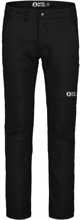 Pantaloni barbati Nordblanc STABILIZE light softshell black [0]