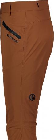 Pantaloni barbati Nordblanc TRAVELER outdoor brown oak [4]