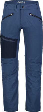Pantaloni barbati Nordblanc TRAVELER outdoor spirit blue [2]
