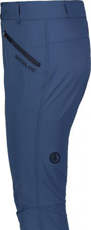 Pantaloni barbati Nordblanc TRAVELER outdoor spirit blue [4]