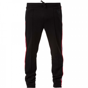 Pantaloni barbati Rossignol TRACK SUIT SWEAT Black0