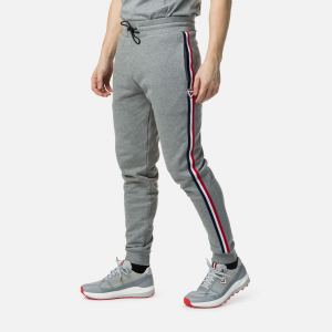 Pantaloni barbati Rossignol STRIPES SWEAT Heather grey0