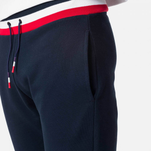 Pantaloni barbati Rossignol SWEAT Dark navy1