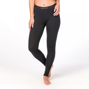 Pantaloni de corp dama SN super.natural W Base tight 175 Jet Black0
