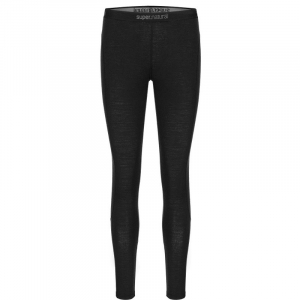 Pantaloni de corp dama SN super.natural W Base tight 175 Jet Black1