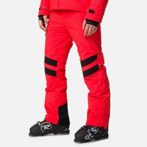 Pantaloni schi barbati Rossignol AERATION Crimson0