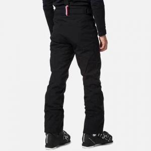 Pantaloni schi barbati CLASSIQUE Black1