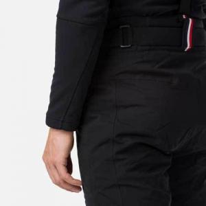 Pantaloni schi barbati CLASSIQUE Black2