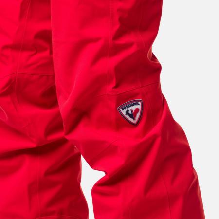 Pantaloni schi barbati Rossignol CLASSIQUE Neon red [2]