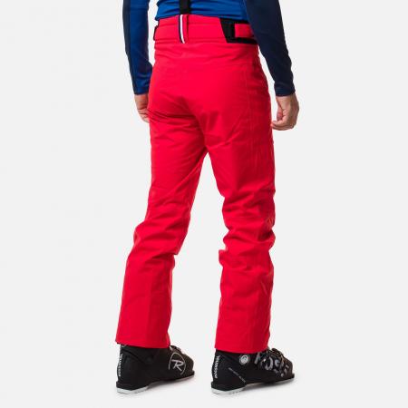 Pantaloni schi barbati Rossignol CLASSIQUE Neon red [1]