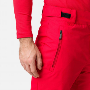 Pantaloni schi barbati Rossignol RAPIDE Sports red4