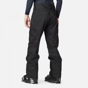 Pantaloni schi barbati Rossignol TYPE black1