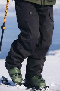 Pantaloni schi barbati Rossignol TYPE black5