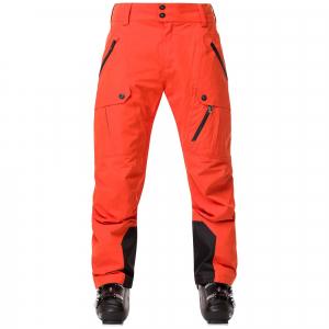 Pantaloni schi barbati Rossignol TYPE lava orange4