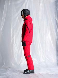 Pantaloni schi barbati Rossignol SKI Sports red2