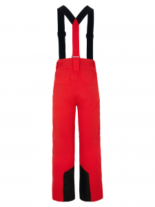 Pantaloni schi barbati Ziener TAGA Red1