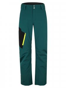 Pantaloni schi barbati Ziener TOLOSA Spruce green0