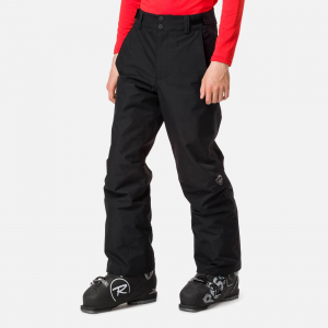 Pantaloni schi copii Rossignol BOY SKI Black [0]