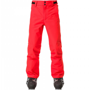 Pantaloni schi copii Rossignol BOY SKI Crimson4