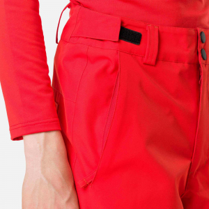 Pantaloni schi copii Rossignol BOY SKI Crimson3