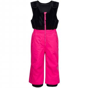 Pantaloni schi copii Rossignol KID SKI Pink fushia2