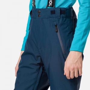 Pantaloni schi copii Rossignol BOY CONTROLE Dark navy3
