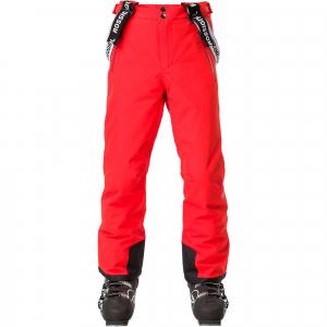 Pantaloni schi copii Rossignol BOY CONTROLE Crimson5