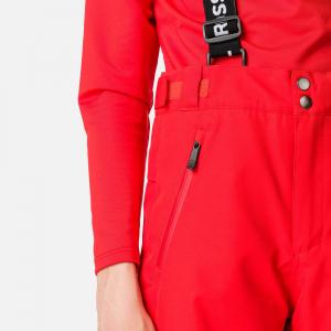 Pantaloni schi copii Rossignol BOY CONTROLE Crimson6