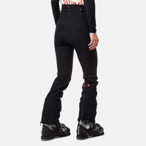 Pantaloni schi dama Rossignol JCC W DAMI SOFT Black2