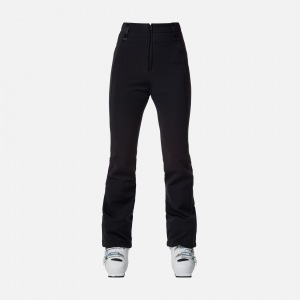 Pantaloni schi dama Rossignol JCC W DAMI SOFT Black3