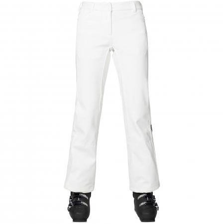 Pantaloni schi dama Rossignol W SKI SOFTSHELL White [2]