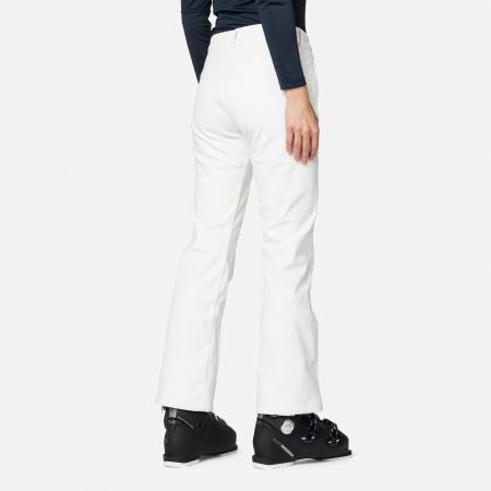 Pantaloni schi dama Rossignol W SKI SOFTSHELL White [1]