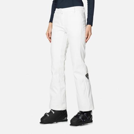 Pantaloni schi dama Rossignol W SKI SOFTSHELL White [0]