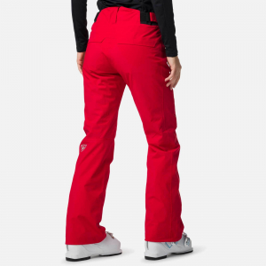 Pantaloni schi dama W ELITE Carmin1