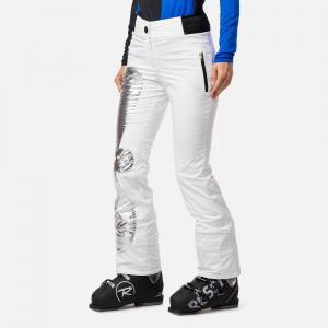 Pantaloni schi dama Rossignol JCC W NUITI White [2]
