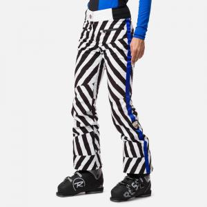 Pantaloni schi dama W SKIFI PR PT OPTICAL OBLICS1