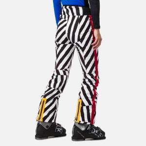 Pantaloni schi dama W SKIFI PR PT OPTICAL OBLICS2